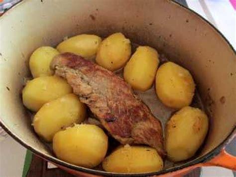recettes cuisine fran軋ise traditionnelle le filet mignon en cocotte une recette traditionnelle