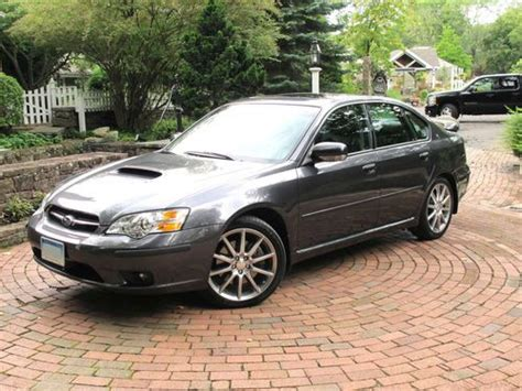2007 subaru legacy 2 5 gt spec b review 2007 subaru legacy 2 5 gt spec b roadshow sell used 2007 subaru legacy 2 5 gt spec b turbo 4 door sedan gray w blue interior in west