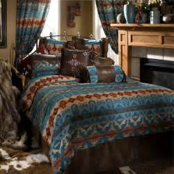 The Home Decorating Company Shop Carstens Turquoise Chamarro Bedding The Home