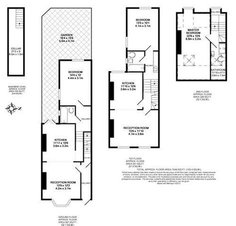 Floor Planning Free by Converting A Terraced House Into 2 Flats Diynot Forums