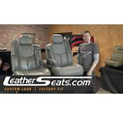 2003  2006 Chevy Silverado &amp GMC Sierra Replacement Leather