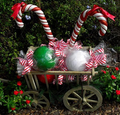 easy homemade outdoor christmas decorations easy outdoor decorations outdoortheme