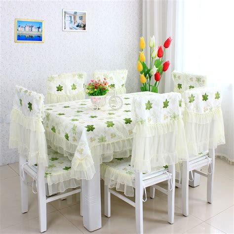 Recovering Dining Room Chair Cushions by Cloth Dining Table Cloth Fabric Cushion Chair Cover Table