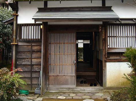 Japanese Exterior Doors The Kester House Garden Interior Genkan