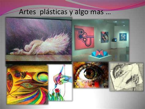 artes plasticas y algo