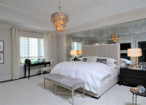 mirror bedroom add style and depth to your home with mirrored walls