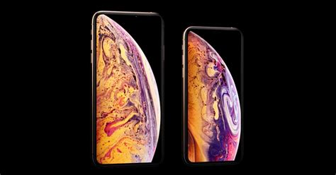 apple iphone xs and xs max specs price release date wired