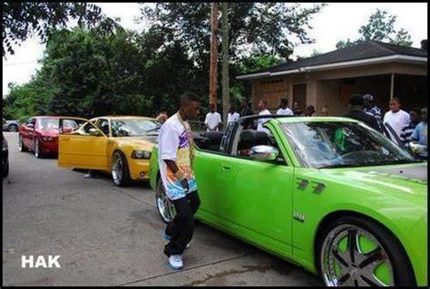 Lil Boosie Cars Collection by Cars Show Da World By Boosie Badazz