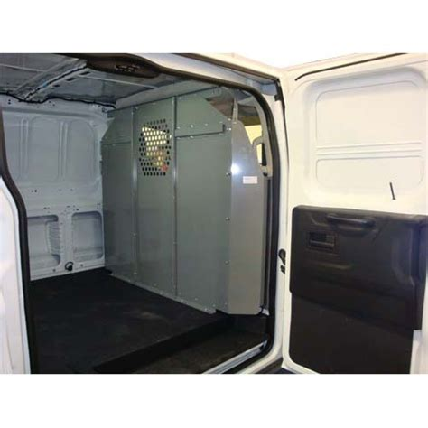ford transit partition ford transit size low roof safety partition bulkhead
