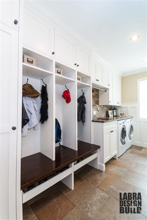 laundry mud room laundry mudroom combo with custom cabinetry and