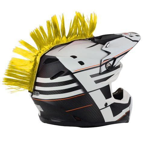 motocross helmet mohawk pc racing mx motorbike motorcycle dirt bike helmet