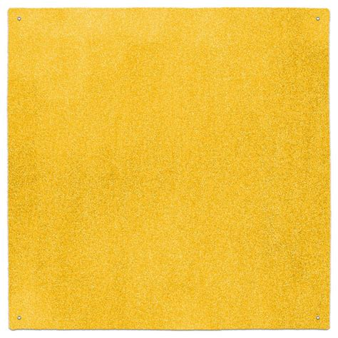 12 X 12 Outdoor Rug Outdoor Turf Rug Yellow Contemporary Outdoor Rugs By House Home More