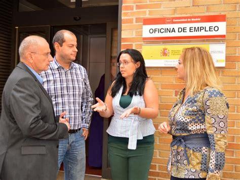 oficina de empleo parla las tres oficinas de empleo de parla ser madrid sur