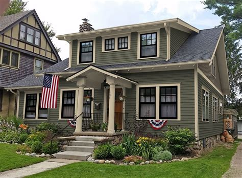 craftsman house colors exterior paint colors consulting for old houses sle colors