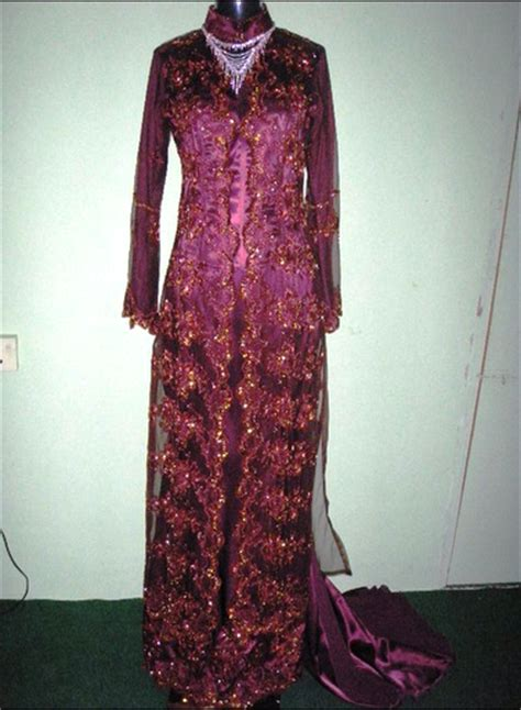 Kebaya Pengantin Duyung true lurve boutique koleksi bandung