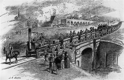 ancient biography definition the railways in the industrial revolution