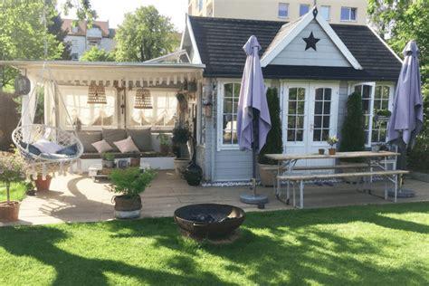 Gartenhaus Gestalten