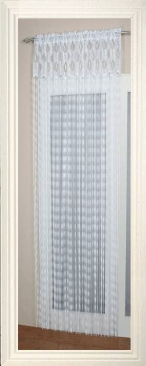 cream string curtains odessa string curtain panel white or cream net curtain 2