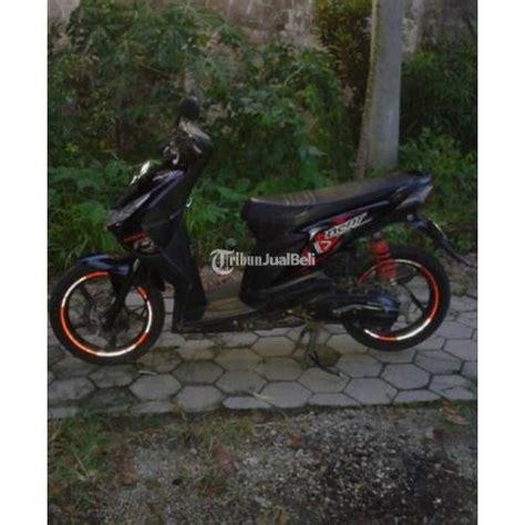 Motor Honda Beat Tahun 2008 by Honda Beat Tahun 2008 Warna Hitam Mulus Plat B Mesin