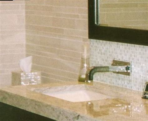branco do mar large staggered rectangle tile contemporary bathroom toronto by cercan
