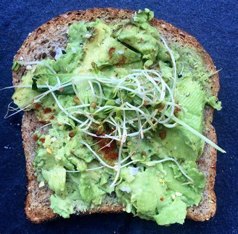 Avocado Detox Recipes by Motivation Monday Warm Avocado Toast The Glitter
