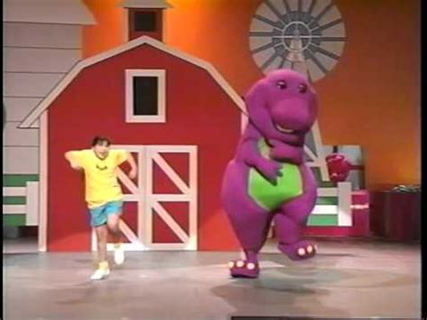 Backyard Barney by Barney Goes To School Part 2 By Mr C