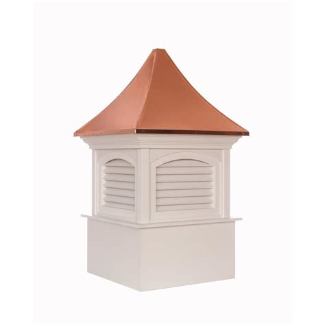 Cupola Plastic Cards Directions Southington 42 In X 66 In Vinyl Cupola