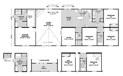 cp homes floor plans new home plans design