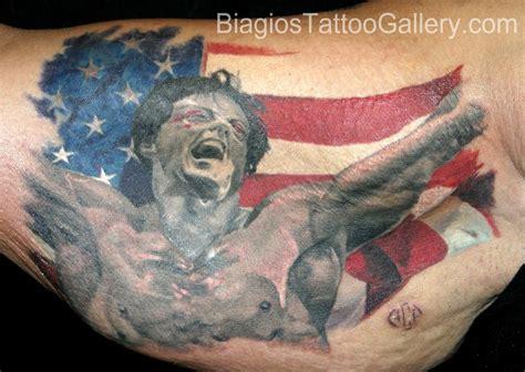rocky tattoo rocky by biagio tattoos