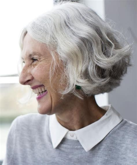 messy hairstyles for women over 60 295 best images about beauty going grey long hair on