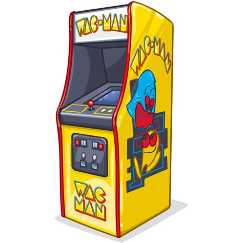 Arcade Cabinet Icon by Item Detail Arcade Machine Itembrowser Itembrowser