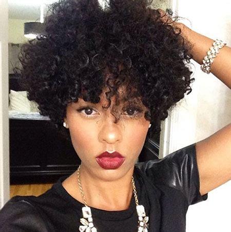 s curl hair styles for blackwomen 40 short curly hairstyles for black women short