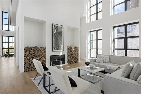penthouse apartment new york a sleek minimalist penthouse in the of tribeca ny