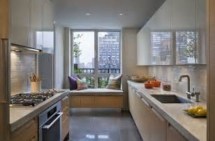 Design Ideas For Galley Kitchens by Galley Kitchen Design Ideas That Excel