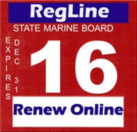 oregon boat registration new oregon boat registration system in place regional