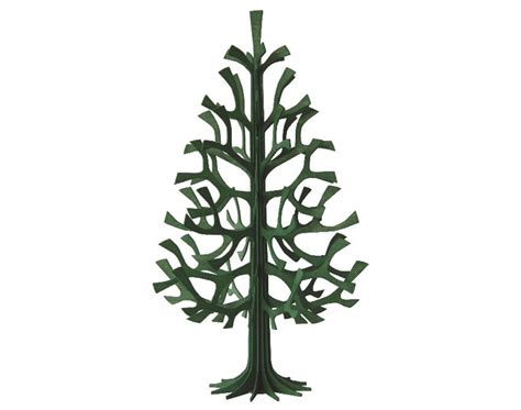 best faux eco friendly christmas tree 14 faux trees to green your holidays jubiltree wooden tree inhabitat
