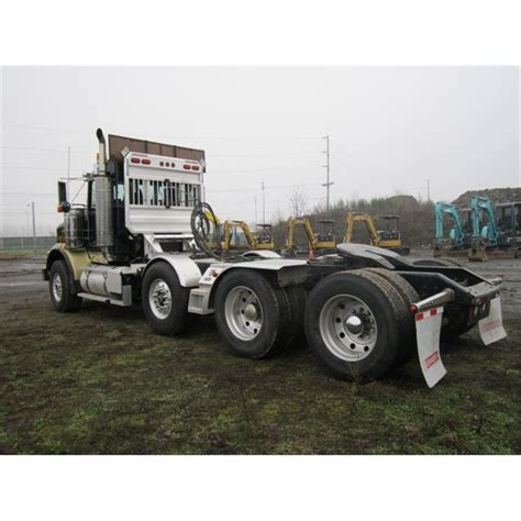 kenworth heavy haul trucks for sale 2007 kenworth t800 heavy haul truck tractor