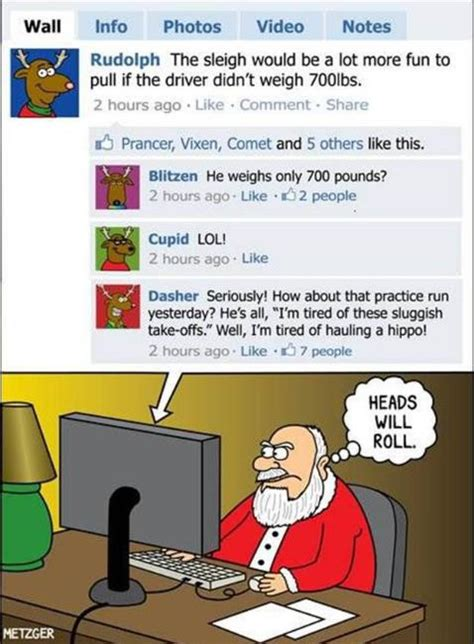 santa and other christmas funnies fails photos and