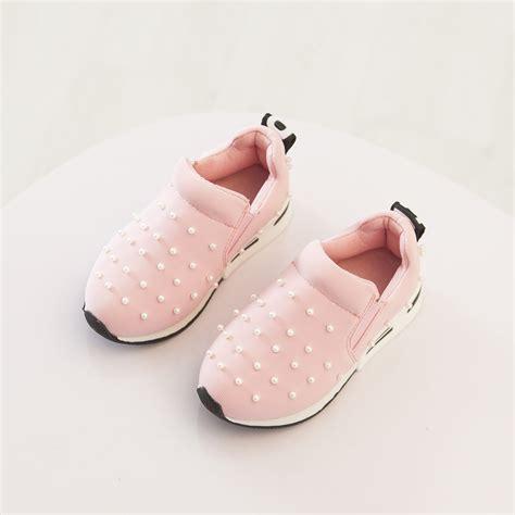 Foot Comfort Shoes Sydney by 2015 Autumn Pearl 3 Color Children Sport Shoes