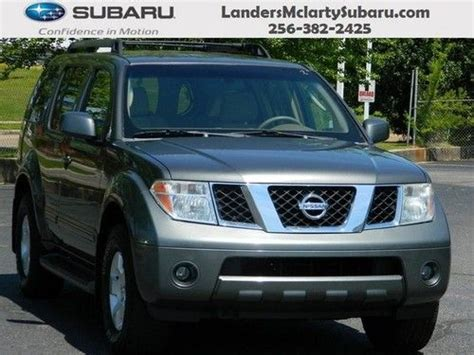 2005 Nissan Pathfinder Xe by Buy Used 2005 Nissan Pathfinder Xe In Alabama