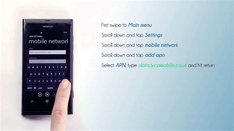 lycamobile mobile data settings lycamobile uk mobile data setting for your nokia