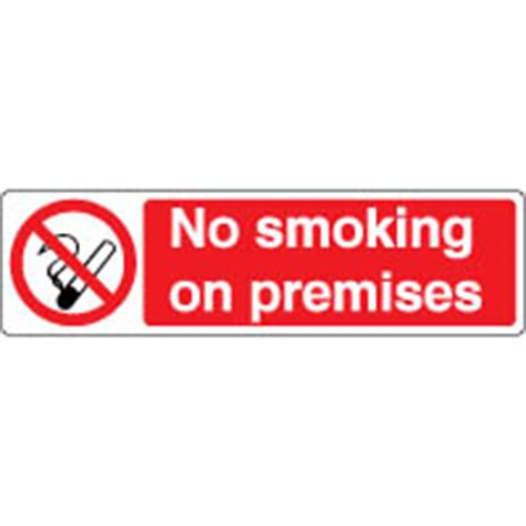 printable no smoking on premises sign prohibition safety sign no smoking premises 100