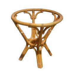 Rattan Side Table 24 Quot Vintage Rattan Side Table Base