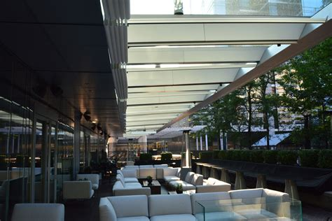 retractable awnings toronto retractable canopies at ritz carlton hotel toronto