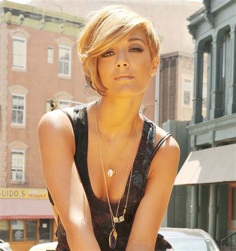 Frankie Cole Blond Her Styles | love this cut of frankie sandford hair pinterest