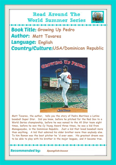grown up summer books growing up pedro a summer reading recommendation