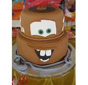 1000  Ideas About Tow Mater Cake On Pinterest