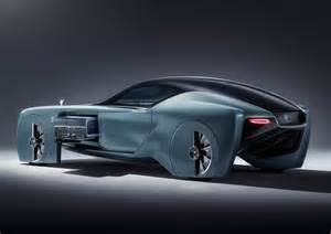 Rolls Royce Concept Cars Rolls Royce Showcases Vision Next 100 Concept Cars Co Za