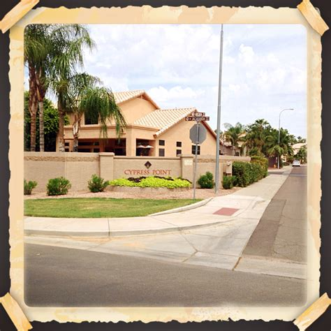 Chandler Cabins by Cypress Point At Ocotillo In Chandler Arizona