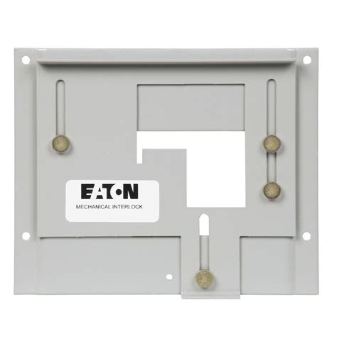 eaton generator interlock kit for br load centers with csr